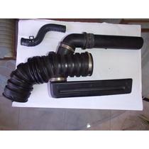 Resonador Optra Limited Tapa Negra Original (ducto Acordeon)