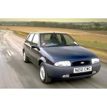Concha De Bancada Std Ford Fiesta Motor 1.25