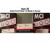 Anillo Ford Fiesta 1.6 L Standard