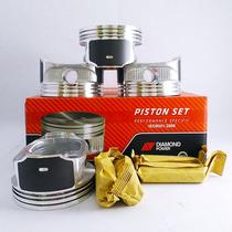 Pistónes Para Fiesta Ford Ka 1.6l