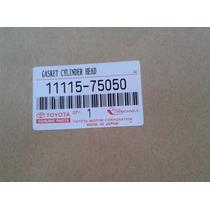Empacadura Camara Hilux 2.7. Original Toyota 11115-75050
