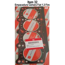 Empacadura Cámara Fiat Palio Siena Fire 1.3 16v De Amianto