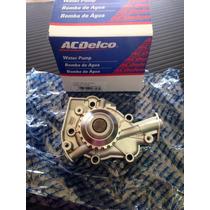 Bomba De Agua Chevrolet Spark Acdelco Original