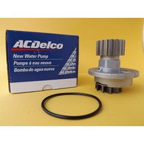 Bomba De Agua Original Acdelco Para Chevrolet Aveo.252-888