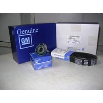 Kit De Tiempo Correa Y Tensor Chevrolet Spark Gm Korea