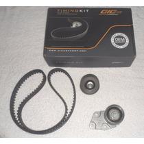 Kit De Tiempo Aveo 1.6 Poleas Metalicas- Cic Usa