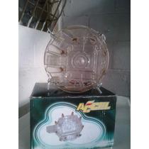 Tapa De Destribucion 8 Cilindros Transparente Tipo Tunning
