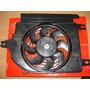Electroventilador Kia Rio Stylus Aire Acondicionado