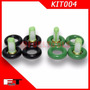 Kit Limpieza Inyectores Microfiltros Sello Gol(tipo Marelli)