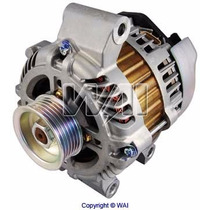 Alternador Mazda 6 2008 Sist/mits 110amp 12v