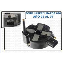 Bobina De Encendido De Ford Laser Y Mazda 626 Con Distribuid