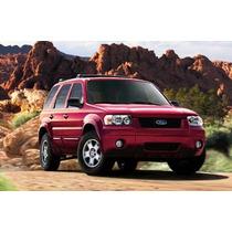 Anillos Y Pistones Ford Escape Y Fusion 3.0l - V6