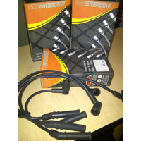 Cables De Bujias Genericos Fiesta / Ka / Ecosport 1.6