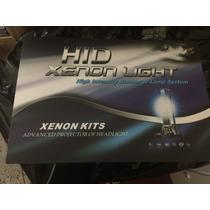 Kit Luces Hid H1 H3 H7 H13 9005 9006 9007 880 55w De 8000k