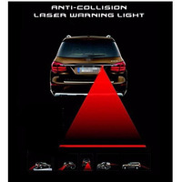 Luz De Freno Laser Trasera Anti-colision Autos, Motos,camion