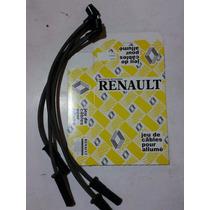 Cable De Bujia Renault Logan,clio, Sandero, Kangoo Symbol 8v