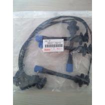 Juego De Cables De Bujia Toyota Meru 100% Original Garantia