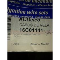 Cables Bujias Chevette