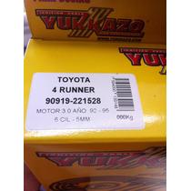 Cable De Bujía Toyota 4 Runner Mot 3.0 Años 92- 95 6cil