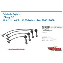 Cables Para Bujias Chery Qq 4cil 1.1 2006 - 2008 16 Valvulas