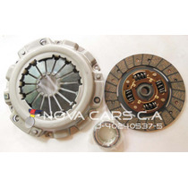 Kit Clutch Croche Embrague Disco Prensa Y Collarin Racer