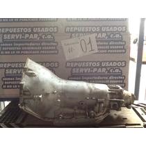 Caja Automatica Semi Reconstruida Chevrolet Turbo 400 Corta