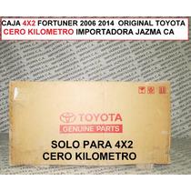 Caja 4x2 Fortuner 2006 2014 Original Toyota Cero Kilometro