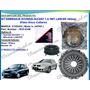 Kit Embrague Hyundai Accent 1.3/ Mit. Lancer 184mm- Ichiban