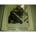 Kit Carburador Ford Fairmont Zephyr M-200*