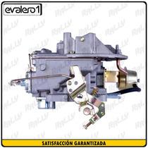 519 Carburador Nuevo Rally 2150 Ford 2 Bocas 8 Cilindros
