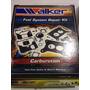 Kit Carburador Marca Walker Para Ford 330 Holley 2 Bocas
