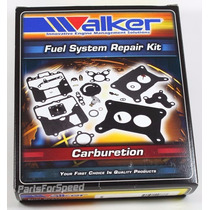 Kit Carburador Walker Original 10706d Dodge 318 Iny Redondo