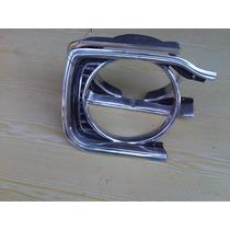 Aros De Faro Dodge Dart 74-77 Aluminio