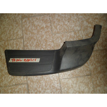 Goma De Parachoque Trial Blazer Original Nueva 02-04