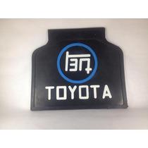 Chapaletas Toyota Teq (el Par) Fj40 Machito Autana Samurai
