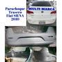 Mmi Parachoque Trasero Fiat Siena 2010 2012 Generico