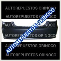 Parachoque Trasero Aveo Lt/ Ls 2007/2012, 4 Puertas Original