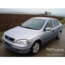 Platina Cromada De Maleta Chevrolet Opel Astra