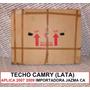 Techo Camry 2007 2010 (lata) Original Toyota 63111-33230
