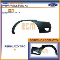Parachoque Delantero Derecho Ford Ka