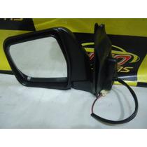 Espejo Retrovisor Hilux 2000 A 2005 4x4 Hirider Cromad Elect