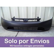 Parachoque Delantero Honda Civic Emotion 2006-2009 4 Puertas