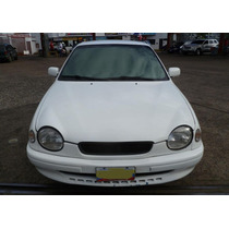 Parachoque Delantero Superior Toyota Corolla 1999 Al 2000
