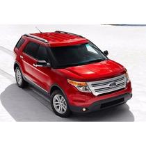 Capot Ford Explorer 2011 2012 2013 2014 Aluminio Nueva