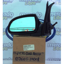 Retrovisor Izquierdo Manual Hyundai Accent 98/99 Nuevo