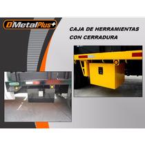 Cajon De Herramientas Con Cerradura Para Camiones Dmetalplus