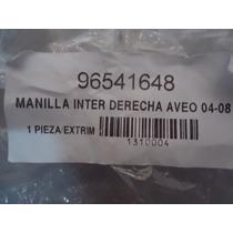 Manilla Interna Derecha De Aveo 06-10