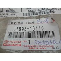Caja Plastica Resonador Toyota Original Baby Camry