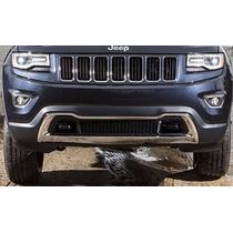 Parrilla Parachoque Delantero Grand Cherokee Jeep 2014 4g
