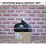 Retrovisor Manual Derecho Terio 2002 2007 Original Toyota